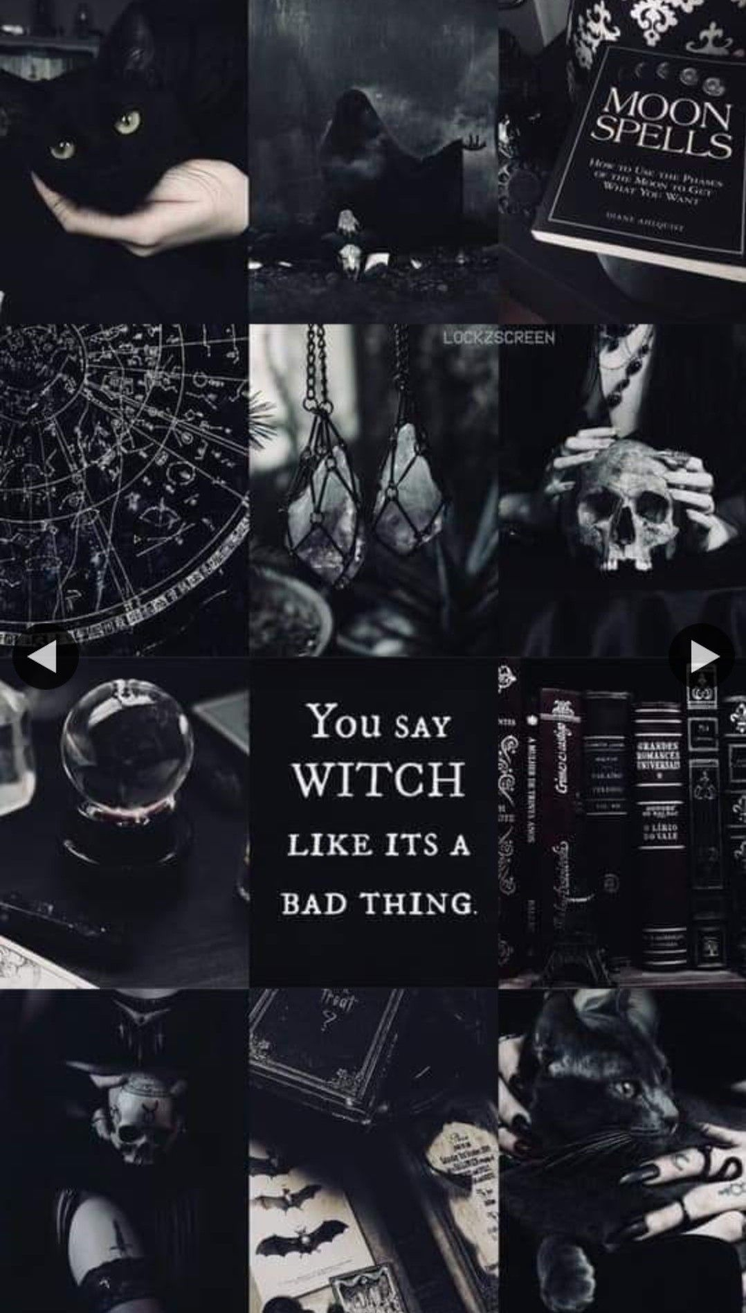Pin By E M On Art Photography Quotes In 2020 Witchy Wallpaper