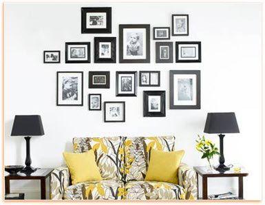 Como decorar tu hogar con fotos