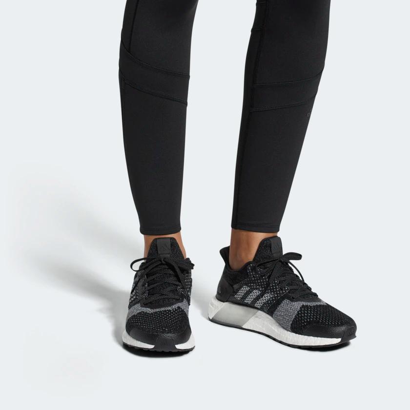 Ultraboost ST Shoes Core Black / Silver