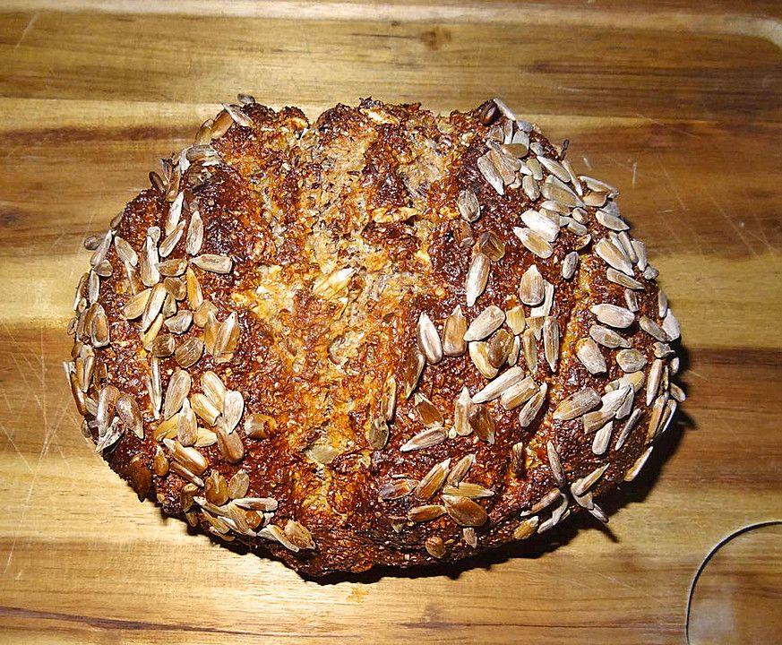 Low-Carb Brot mit Sonnenblumenkernen von Charlz | Chefkoch