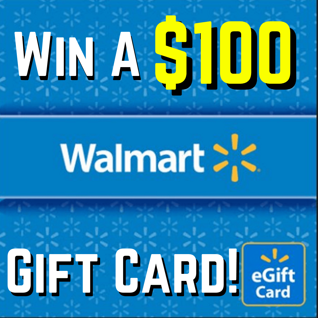 $100 Walmart Gift Card 03/17 Giveaway In 2020