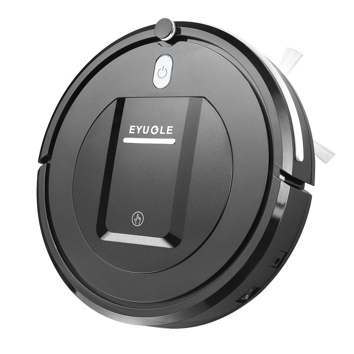 This awesome robot vacuum is under 100! Defineitly adding