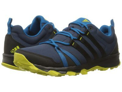 adidas Outdoor - Tracerocker (Collegiate Navy/Black/Unity Blue) Men's  Running Shoes