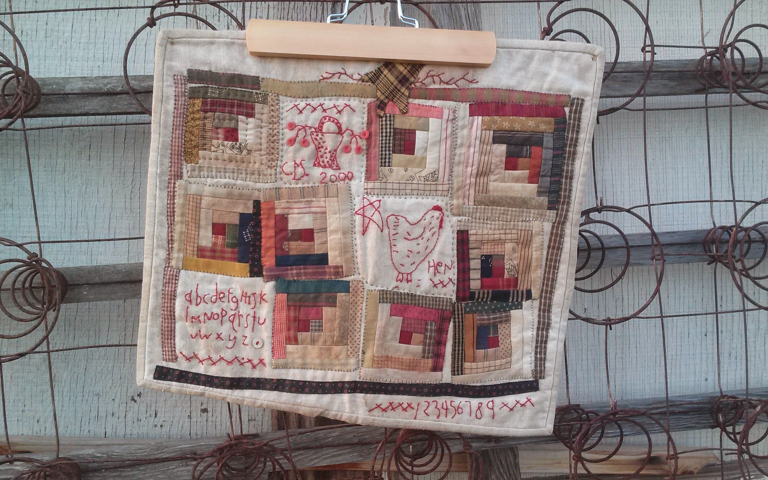 quiltsbycheri: new patterns....