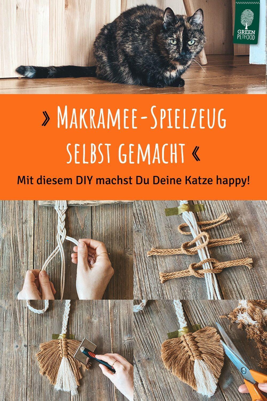 20+ 8 DIY für Katzen / Do it yourself for cats Ideen in 8 ... Bilder