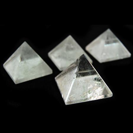 Piramide de Cuarzo Claro