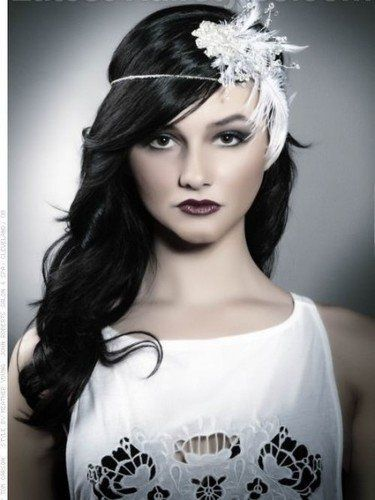 Flapper Hairstyles Alluring 1920S Hairstyles For Long Hair Is Bewitching Ideas Which Can Be