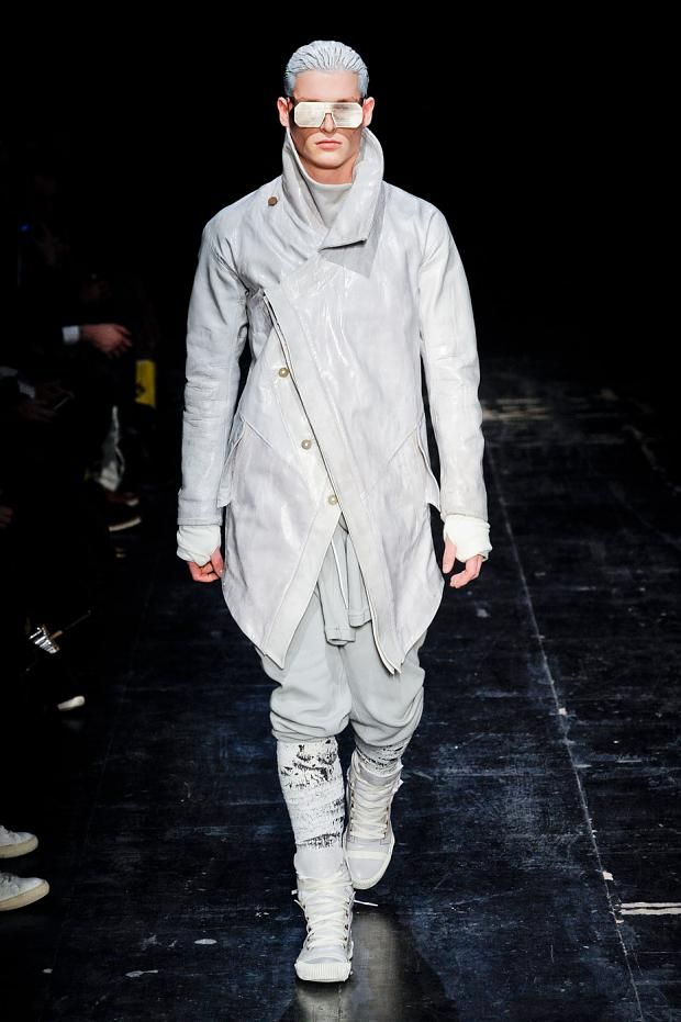 Futuristic Clothing for Men | Day 3 - Paris Men's Fashion ...
