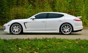 Best Aftermarket Porsche Panamera Rear Spoilers And Wings Insanegarage Com Porsche Panamera Porsche Best