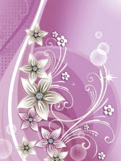 Purple Flowers Backgrounds Download Free Abstract Wallpaper Purple
