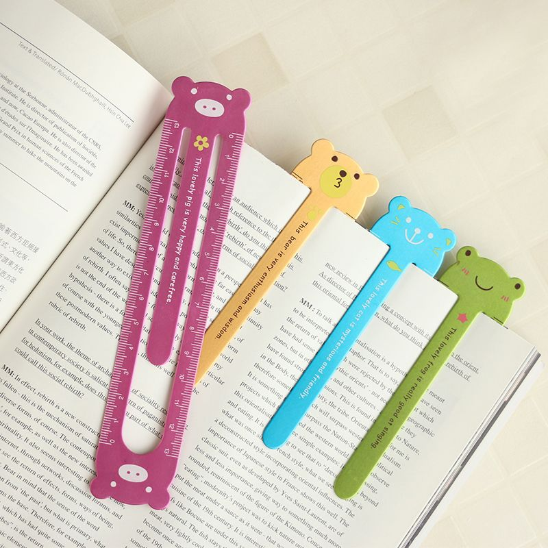 Bookmarks For Books Part - 17: 13CM Delicate Animal Metal Bookmarks For Books Office School Cute  Stationery Items Office Cute Book Mark