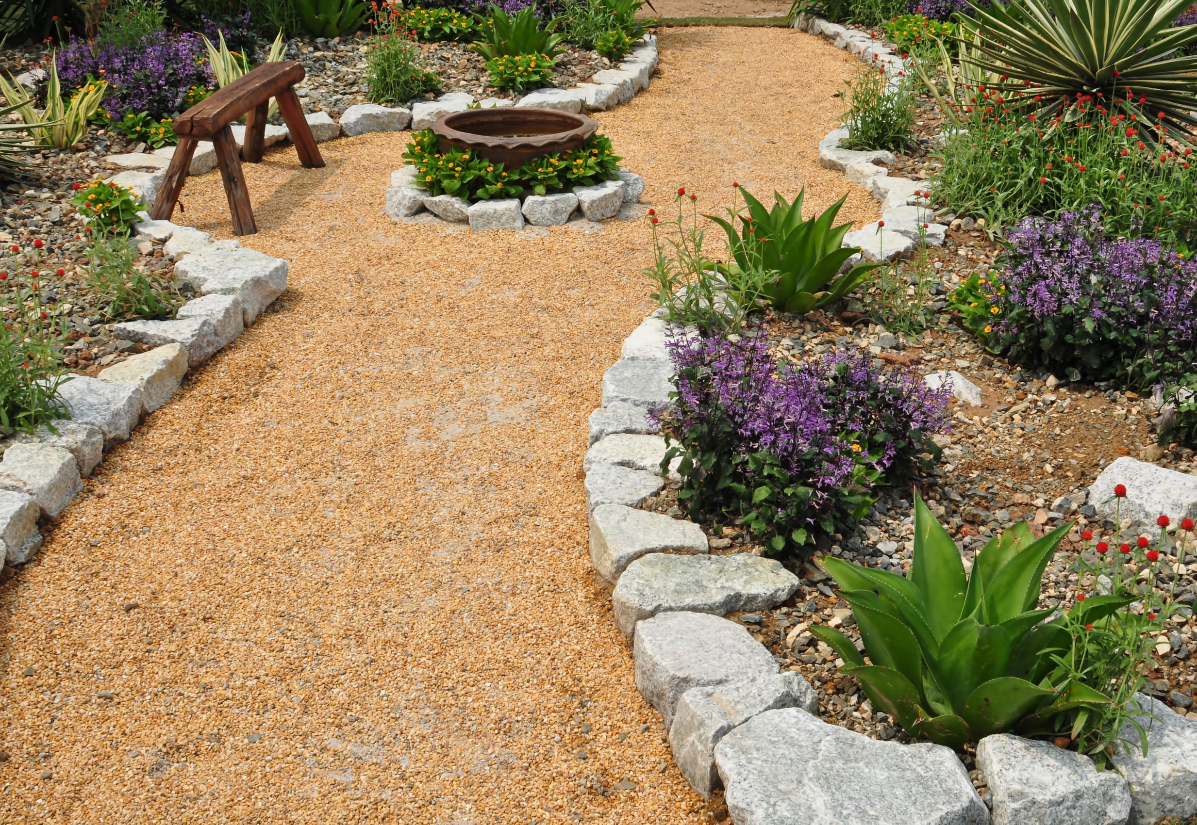 Considering drought tolerant landscaping for cheap and - Drought tolerant landscaping ideas ...