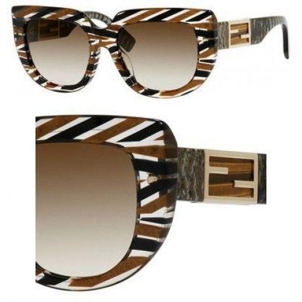 b7cac35d4eb eBay  Sponsored FENDI Sunglasses 0031 S 07Yq Brown Tobacco 52MM