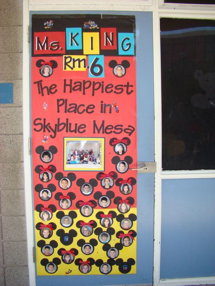 Image result for disney classroom doors | Disney ...