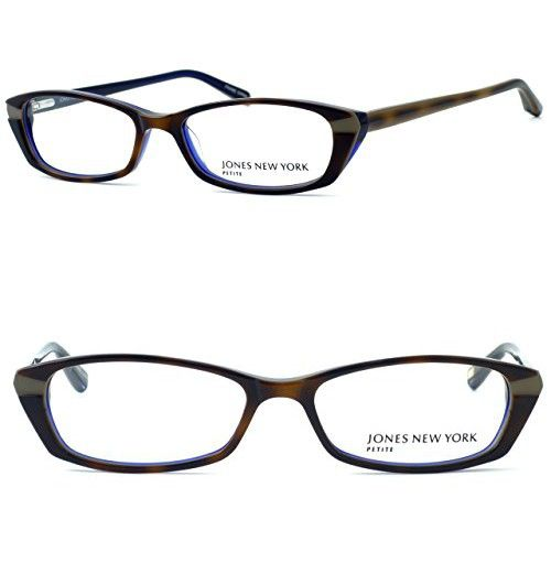 cc7a76ff2ac Jones New York Womens Lightweight   Comfortable Designer Reading Glasses  J209 in Tortoise-Purple 1.50