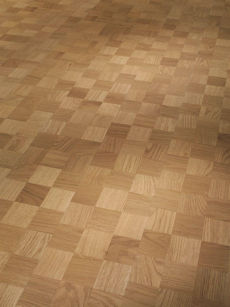 Parkettboden muster  1518313 Parador Parkett Trendtime 9 Miniwürfel-Muster Eiche sand ...