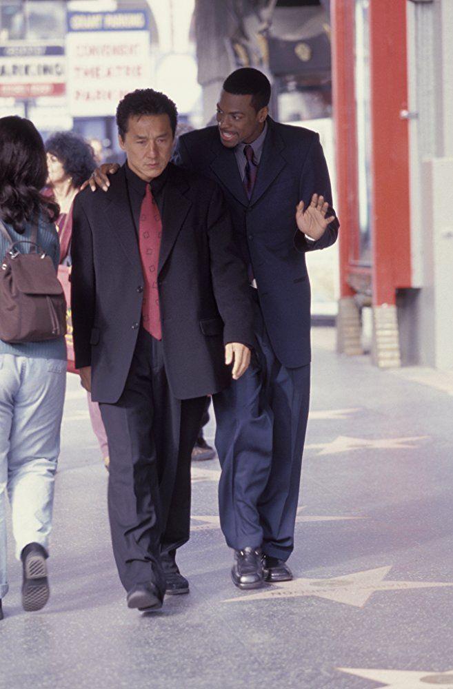 Rush Hour 1998 Photo Gallery Imdb Movie Stars Jackie Chan