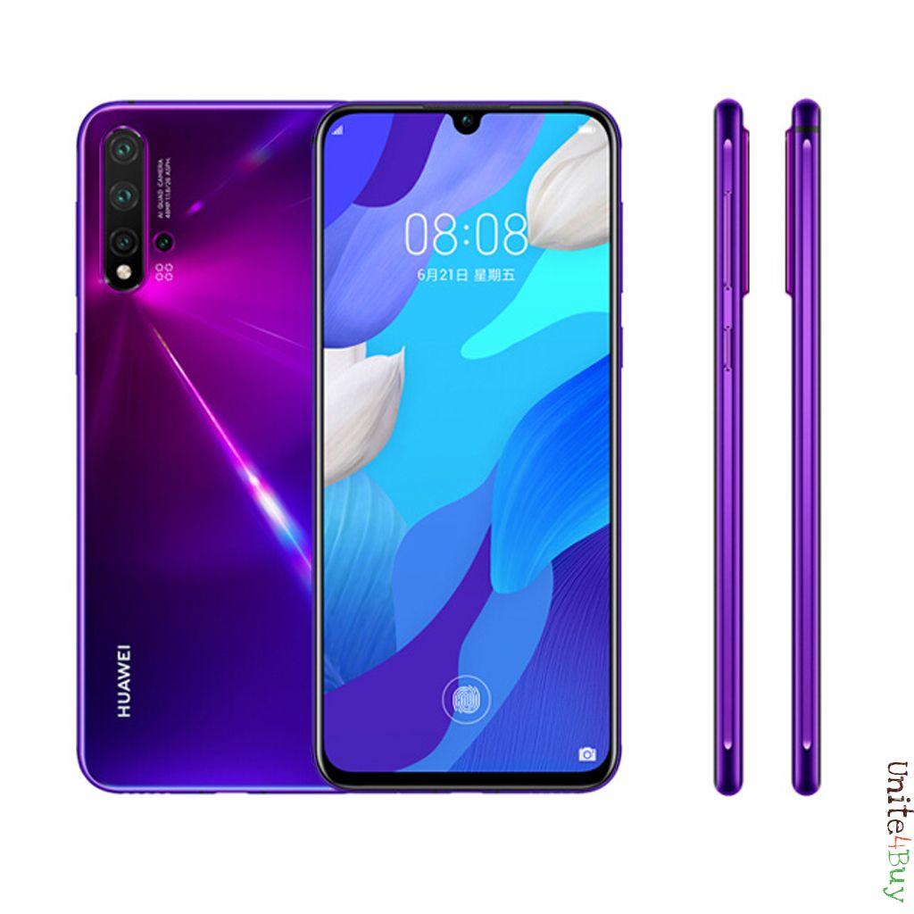 مواصفات جوال هواوي نوفا 5 برو Huawei Nova 5 Huawei Samsung Galaxy Galaxy Phone