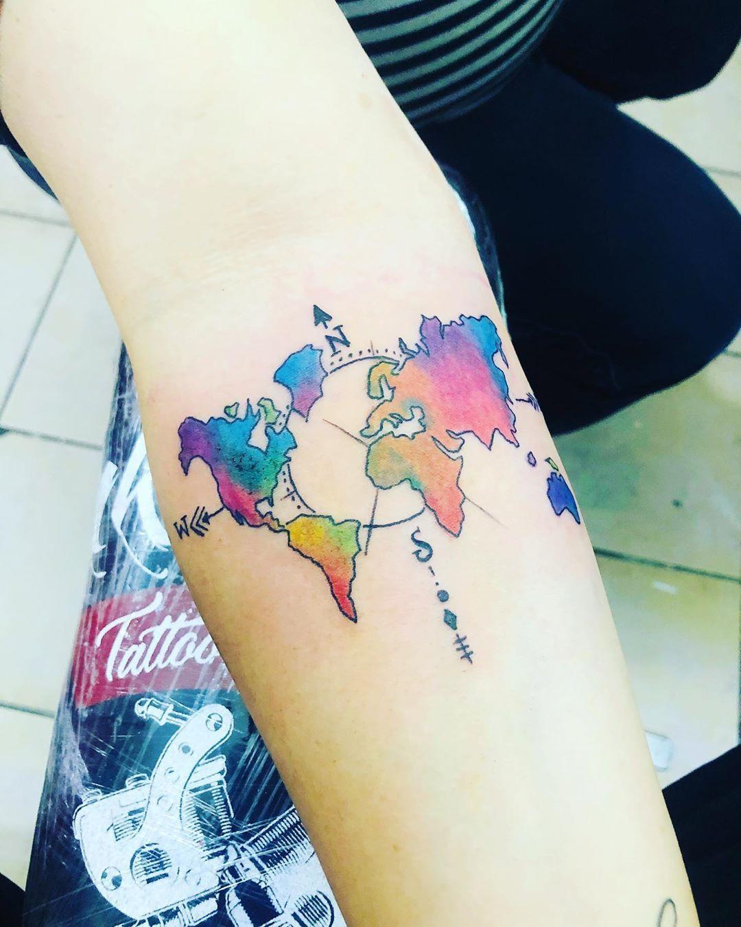 #tatuadoresmexicanos #tattooworld