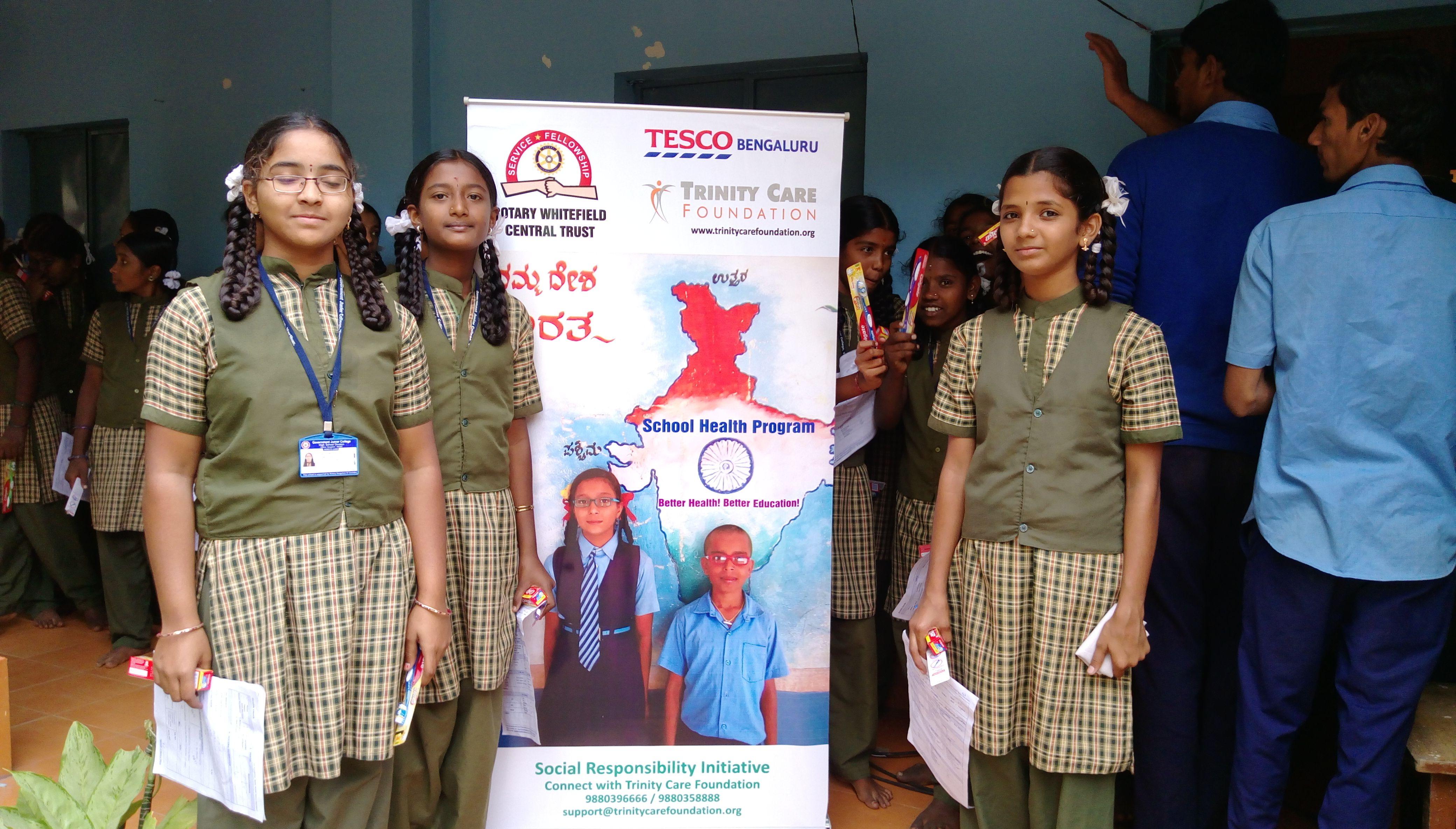 School Health Program by