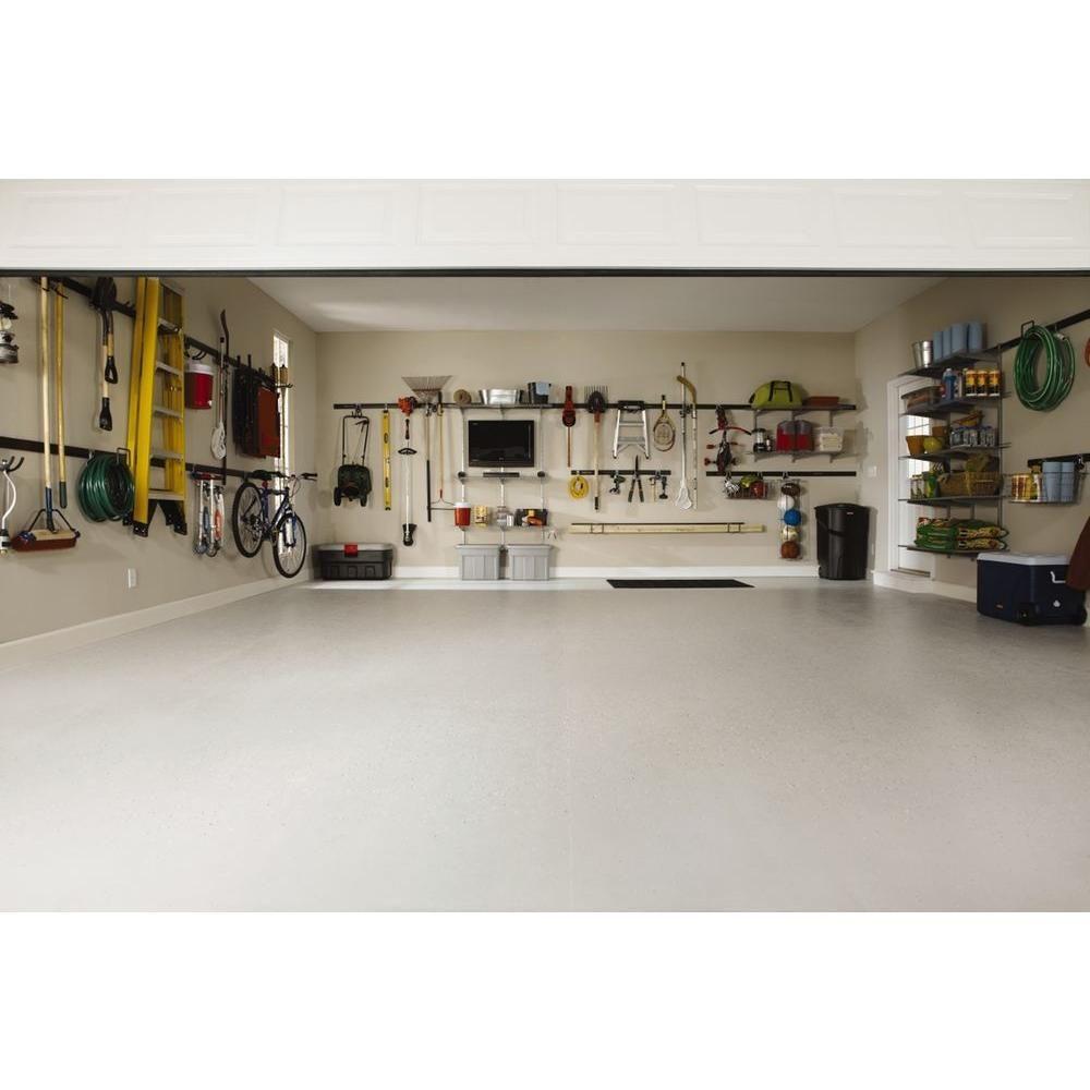 rubbermaid fasttrack garage 1 bike horizontal bike hook on extraordinary affordable man cave garages ideas plan your dream garage id=14790