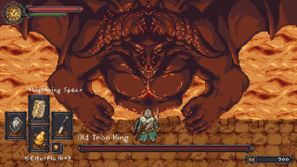 Dark Souls 2 Old Iron King Mockup by Zedotagger on