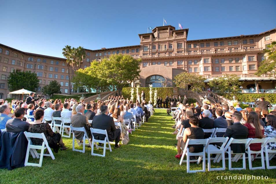 The Langham Pasadena Is A Por Spots For Weddings
