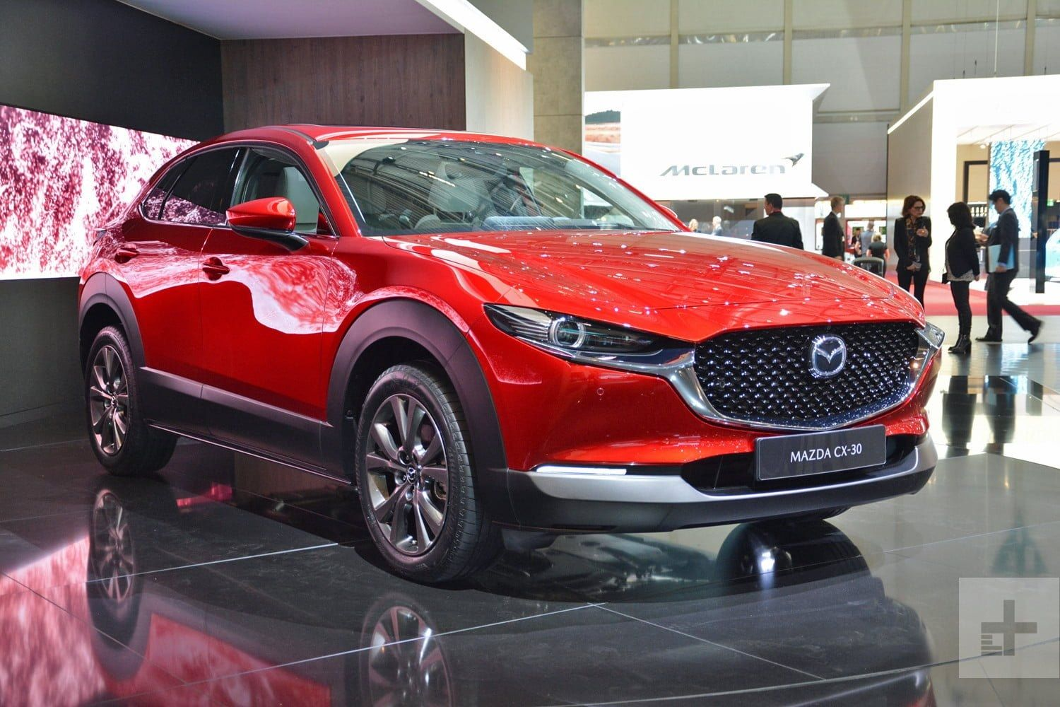 New 2020 Mazda Cx30 Release Date Redesign With Images Mazda All Electric Cars Tokyo Motor Show