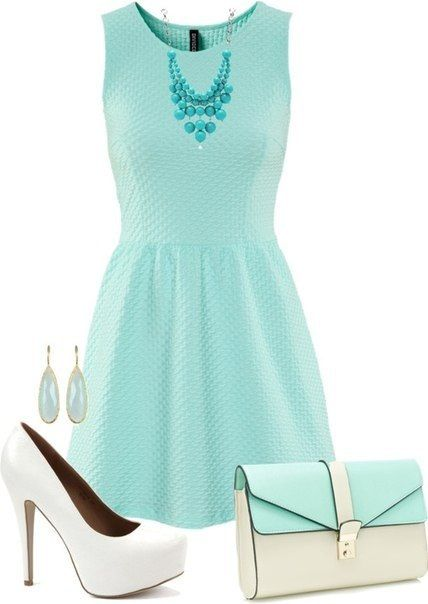 Absolutely adore the color of this dress
