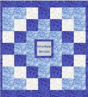 baby quilt designs | Personalized baby quilt design 4 ... : quilt design - Adamdwight.com