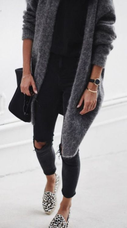 Photo of 15 Fuzzy Sweater Outfits You Want This Winter – Society19