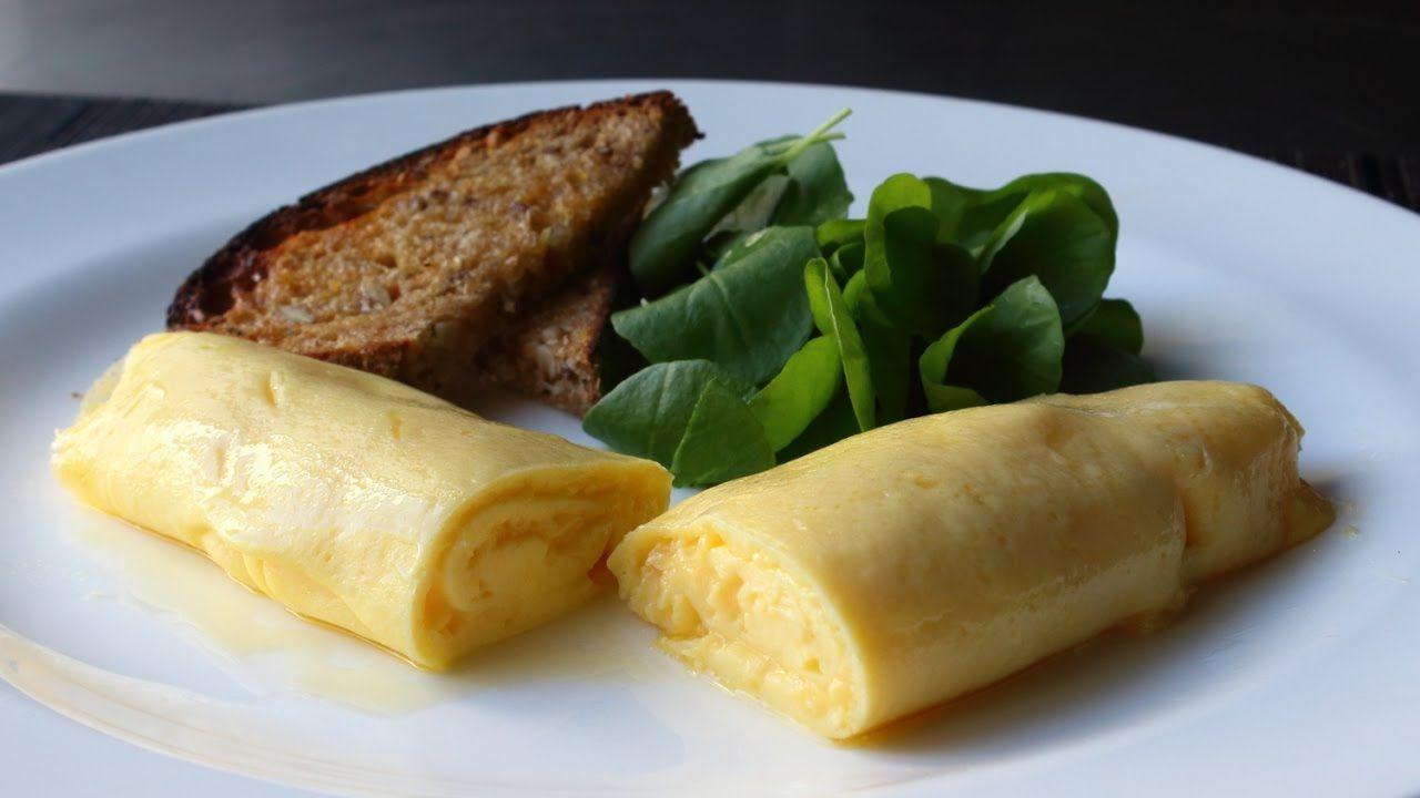 how to make an omelette in an omelette maker