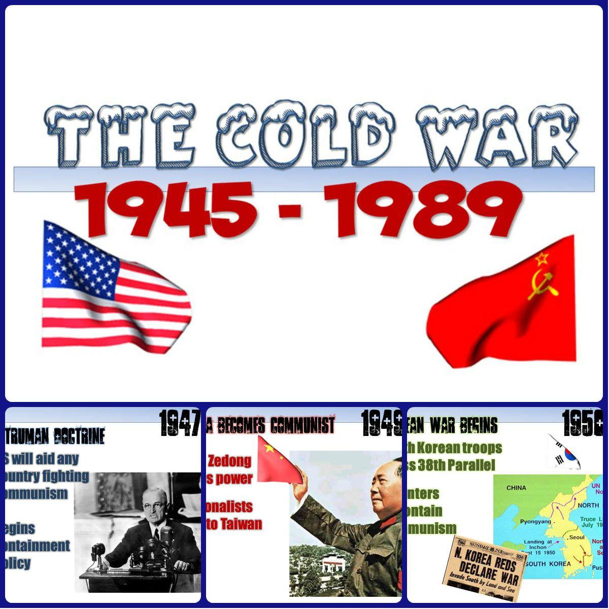 Cold War Timeline Presentation