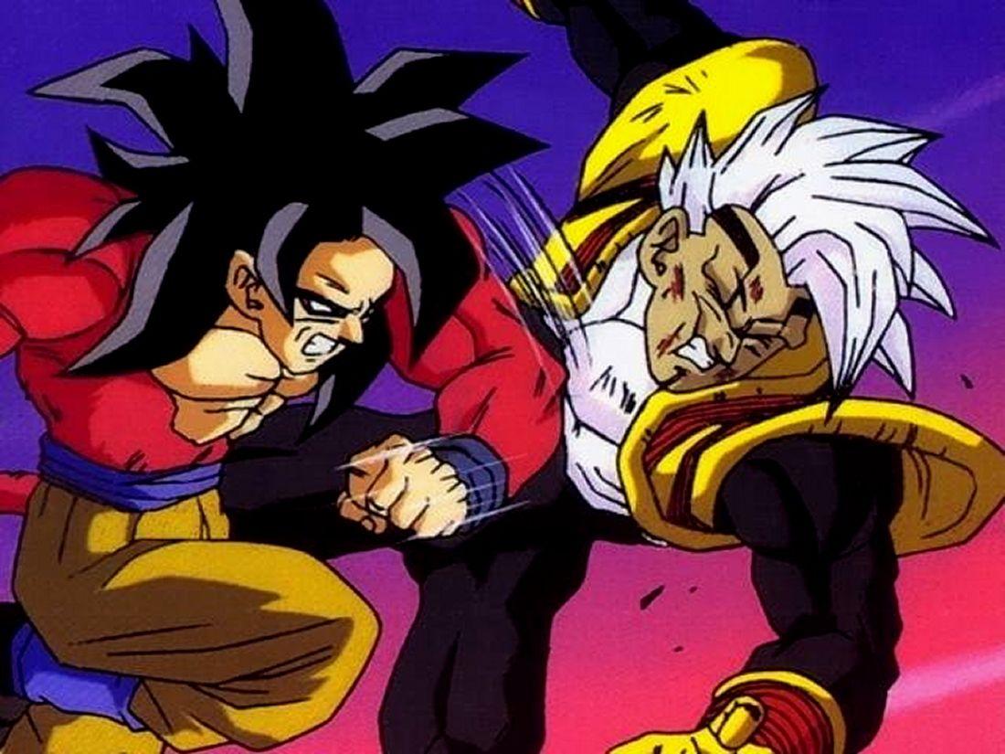 Son Goku Super Saiyan 4 Dragon Ball Gt By Https Alanas2992 Deviantart Com On Deviantart Dragon Ball Gt Anime Dragon Ball Super Anime Dragon Ball