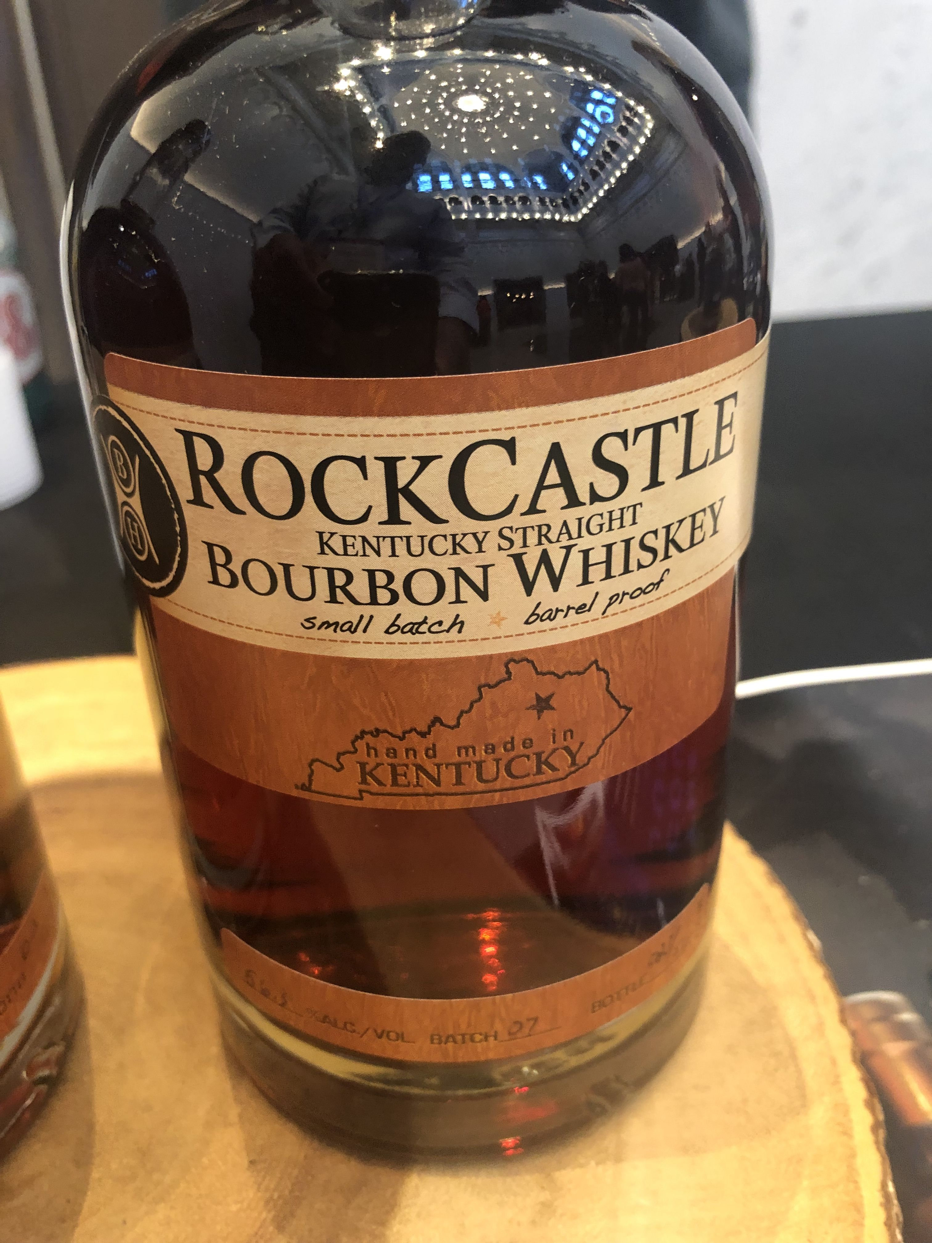 RockCastle Bourbon Bourbon kentucky, Bourbon, Whiskey
