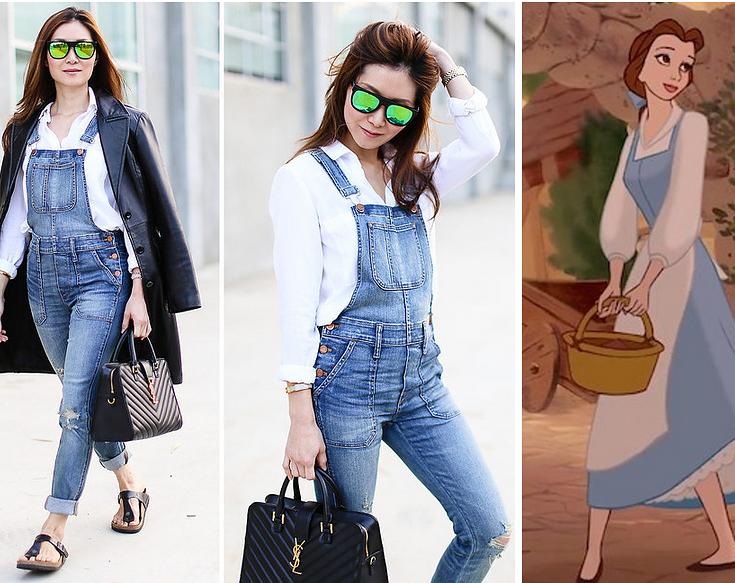 15 Ideas para vestir como una Princesa de Disney en la vida real ... 37faa0164bf
