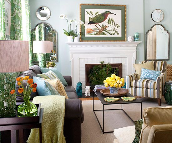 Decorating With Color Expert Tips Living Room Makeover Relaxing Living Room Room Makeover