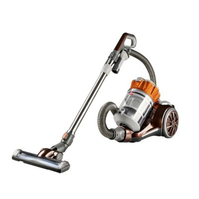 Bissell Hard Floor Expert Multi Cyclonic Canister Vacuum In Burnt