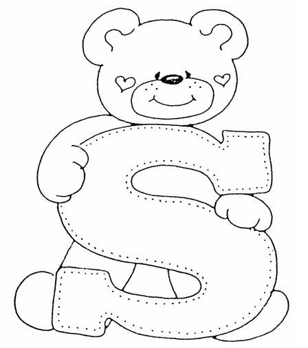 Pin by mara p on abecedarios pinterest applique patterns baby applique templates applique patterns coloring letters teady bear clipart baby magnolia stamps machine applique tin cans punch art spiritdancerdesigns Gallery