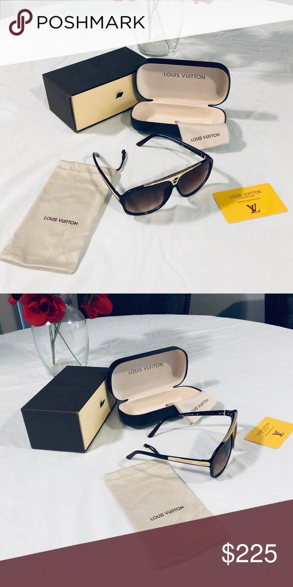 15af0580136 Louis Vuitton Sunglasses Louis Vuitton evidence sunglasses Louis Vuitton Accessories  Sunglasses