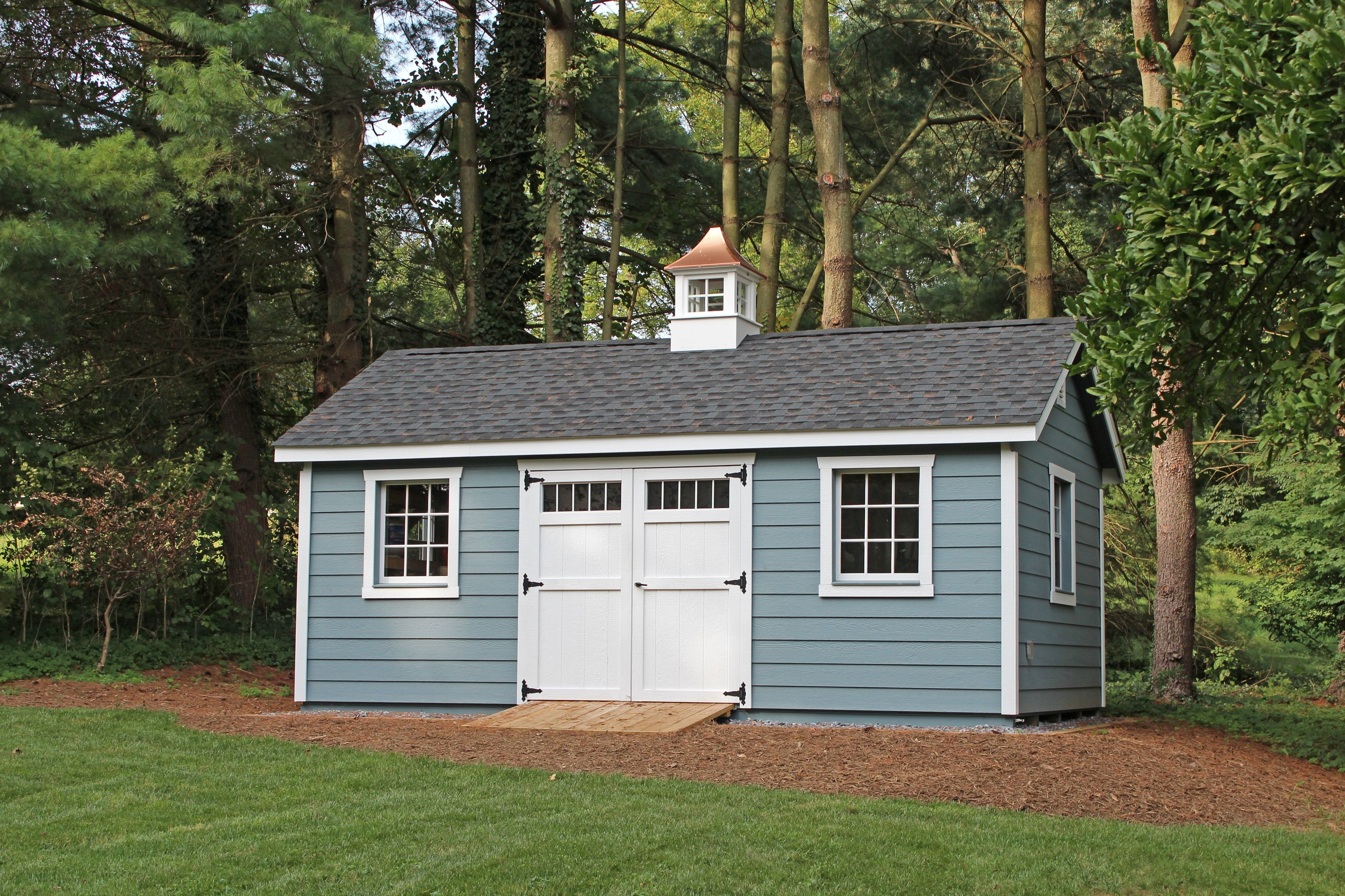 12 X20 Lap Siding Garden Shed Visit Our Website At Www Lappstructures Com For More Information Or To Place Your Order T Backyard Structures Shed Run In Shed