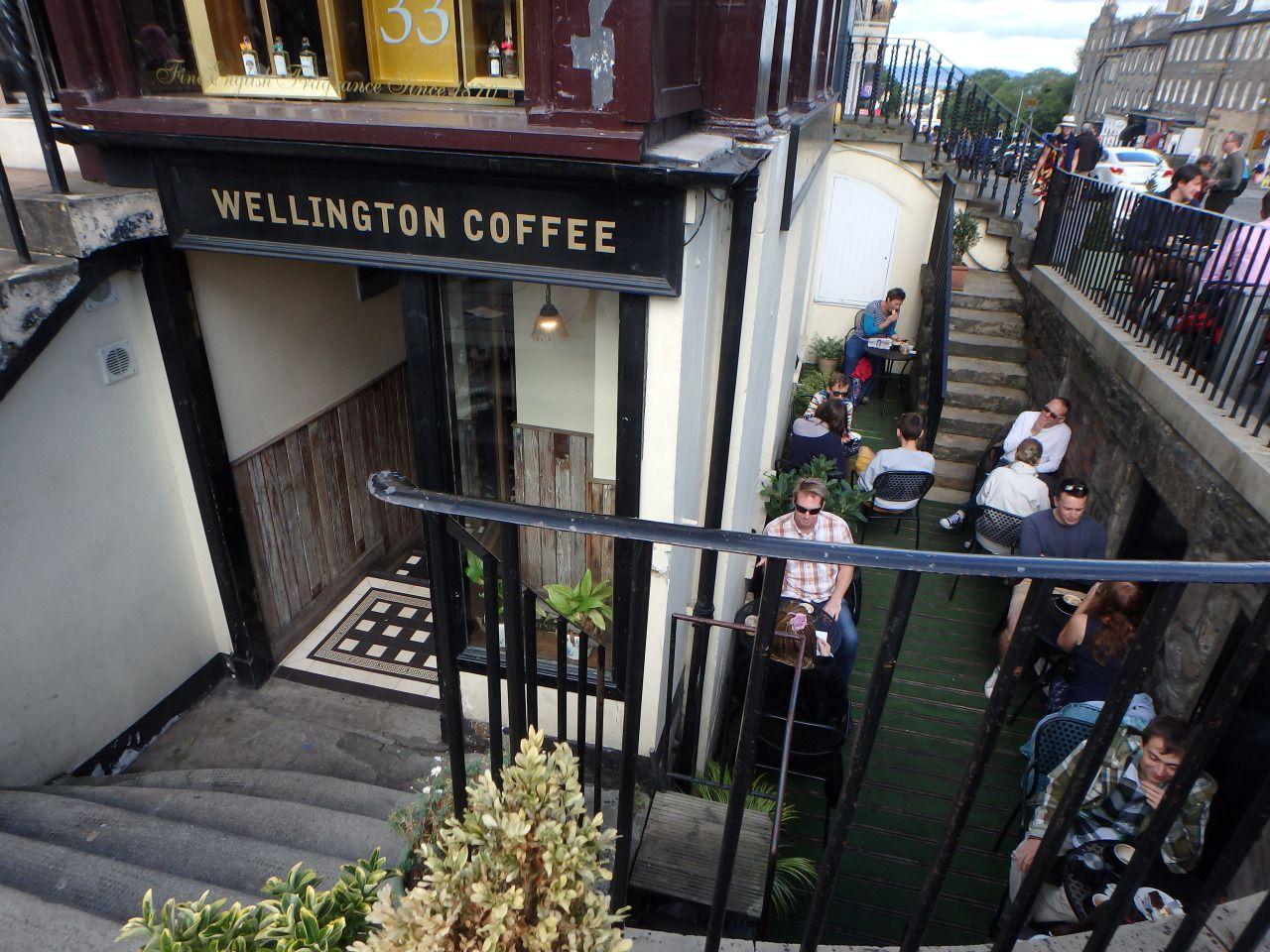 Image Result For Wellington Coffee Edinburgh Edinburgh