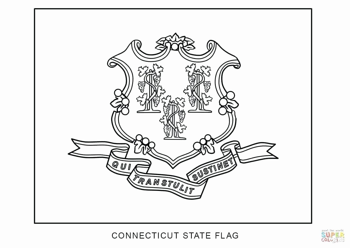 State Flags Coloring Page Beautiful State Flags Printable
