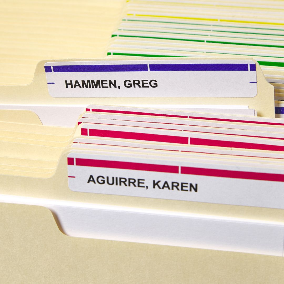 Organize Patient Files, Information, And More With These