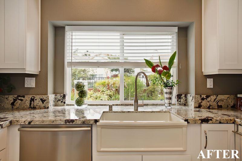 Off Center Sink Kitchen Inspirations Kitchen Kitchen Remodel
