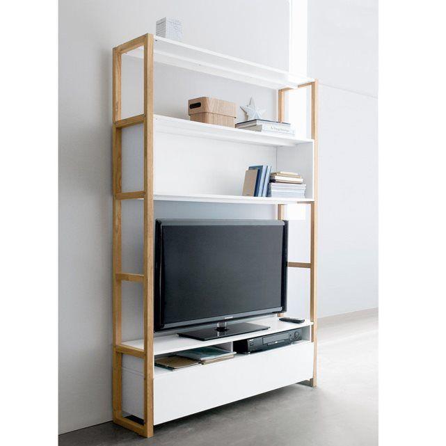 Meuble TV, étagère, Compo | Meuble tv, Tv et La redoute interieurs