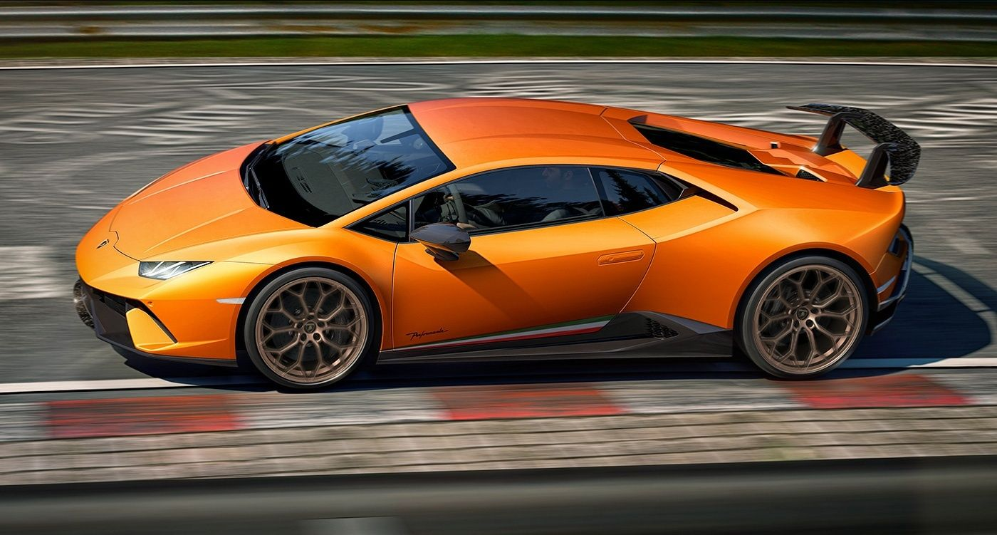 A new Lord of the Ring \u2013 Lamborghini brings back the