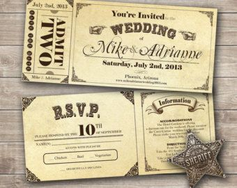 Movie Ticket Wedding Invitation Template Free Google Search Ticket Wedding Invitations Art Deco Wedding Invitations Movie Ticket Wedding Invitations