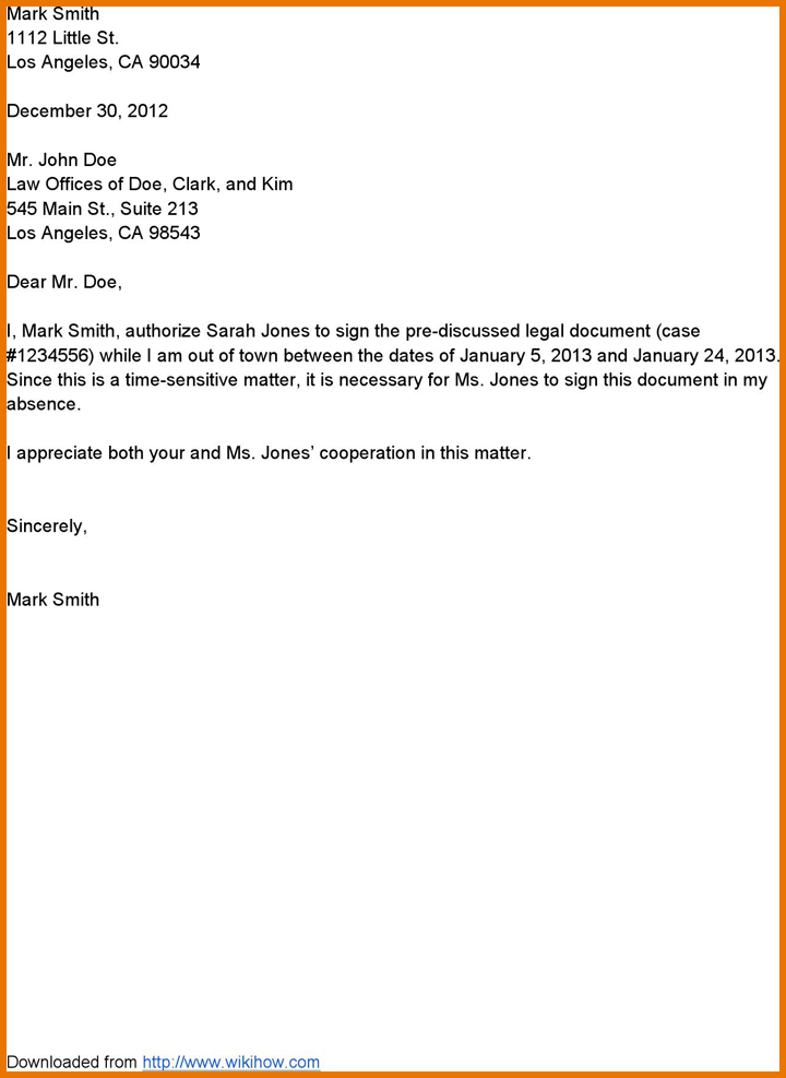 Authorization Letter Sample Get Diploma Tor Example For Transcript