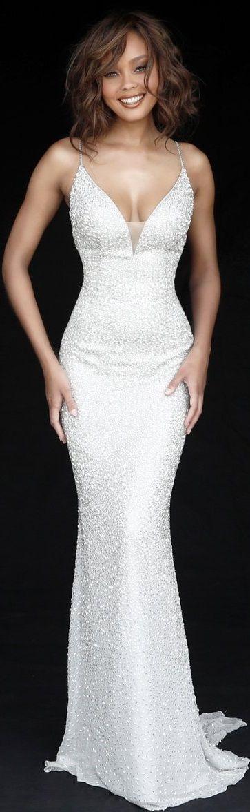 Sherri Hill Collection Spring \'18. | wedding dresses | Pinterest ...
